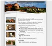 Island Rock Resort is a beach resort near Inhambane town in Mozambique.  They wanted a simple website that reflected their philosophy of simple, comfortable accommodation so that their guests can get close to and experience the natural heritage and beautful beaches on the Mozambique Coast.